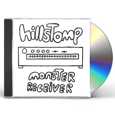 MONSTER RECEIVER CD