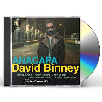 David Binney ANACAPA CD