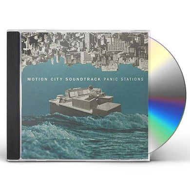 Motion City Soundtrack PANIC STATIONS CD