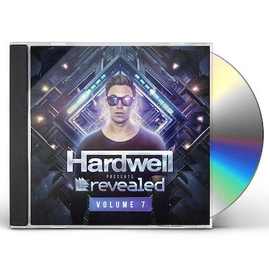 Hardwell REVEALED 7 CD