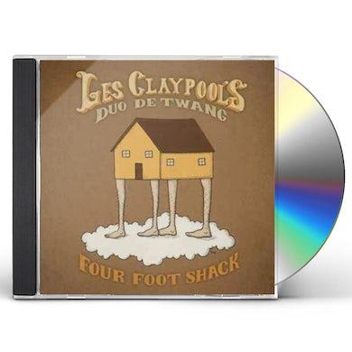 Les Claypool'S Duo De Twang FOUR FOOT SHACK CD