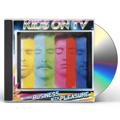 Kids On Tv MIXING BUSINESS WITH PLEASURE CD