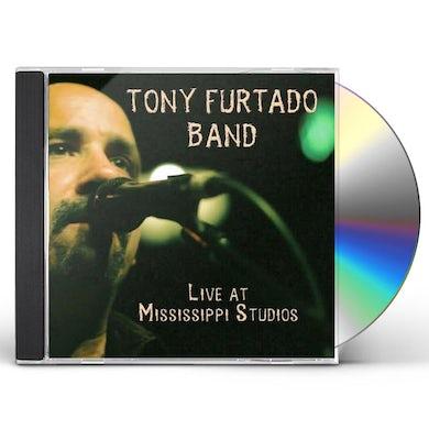 Tony Furtado LIVE IN MISSISSIPPI CD