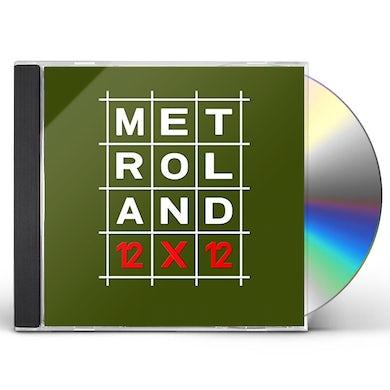 METROLAND 12X12 CD