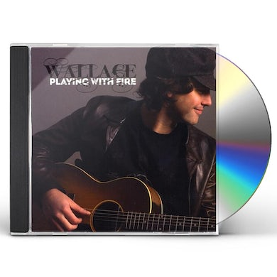Wallace PLAYING WITH FIRE CD
