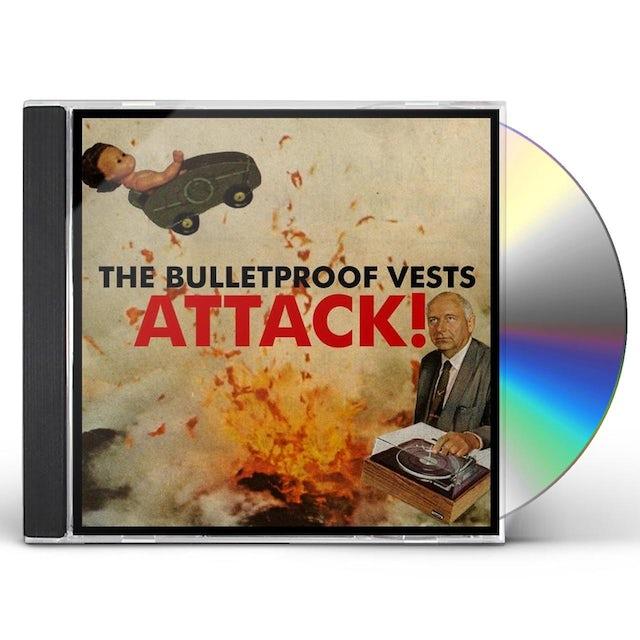 Bulletproof Vests ATTACK! CD