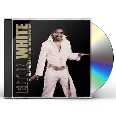 Elton White MANY VOICES OF THE UNITED VOICE PLAYERS CD