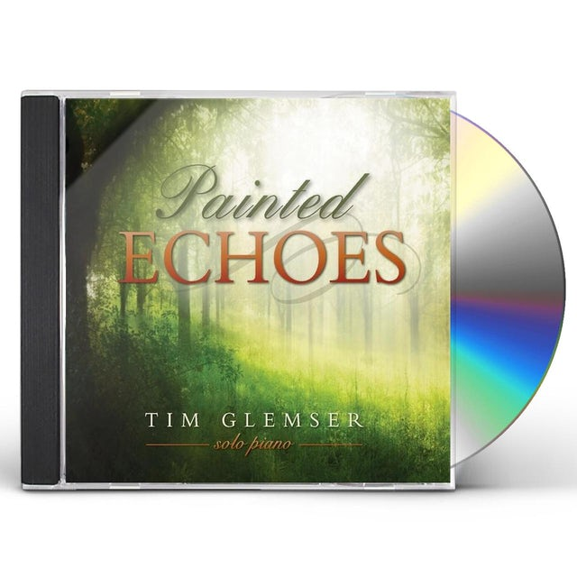 Tim Glemser PAINTED ECHOES CD