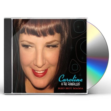 Caroline RED HOT MAMA CD