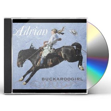 Adrian BUCKAROOGIRL CD