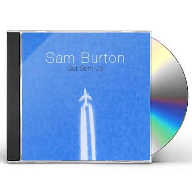 Sam Burton GOT SENT UP CD
