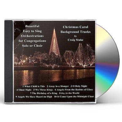Craig Stuke CHRISTMAS CAROL BACKGROUND TRACKS CD