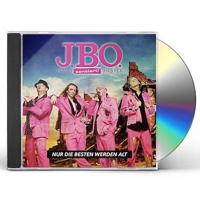 J.B.O. NUR DIE BESTEN WERDEN ALT CD