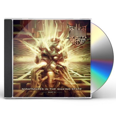 NIGHTMARES IN THE WAKING STATE PT.2 CD
