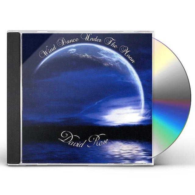 David Rose WIND DANCE UNDER THE MOON CD