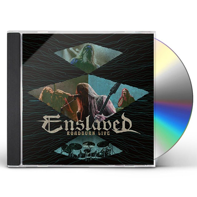 Enslaved ROADBURN LIVE CD