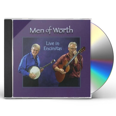Men of Worth LIVE IN ENCINITAS CD