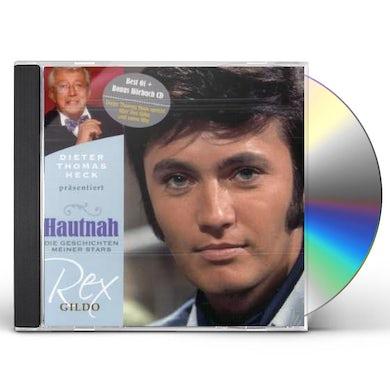 Rex Gildo HAUTNAH DIE GESCHICHTEN MEINER STARS CD