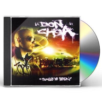 JUNGLE DE BETON CD