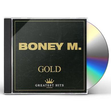 Boney M GOLD: GREATEST HITS CD