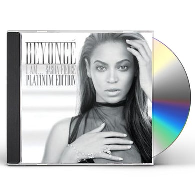 Beyonce I AM SASHA FIERCE-PLATINUM EDITION CD
