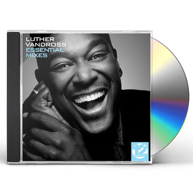 Luther Vandross ESSENTIAL MIXES CD