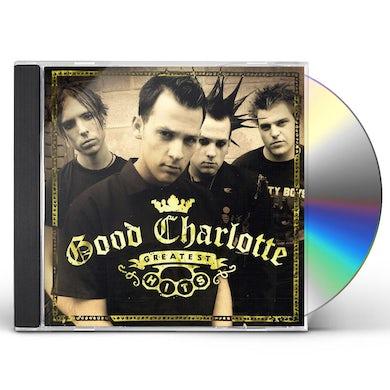 Good Charlotte GREATEST HITS CD