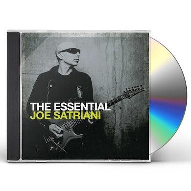 ESSENTIAL JOE SATRIANI CD