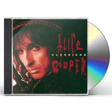 Alice Cooper CLASSICKS CD