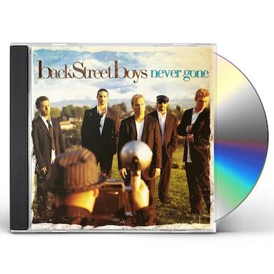 Backstreet Boys NEVER GONE CD