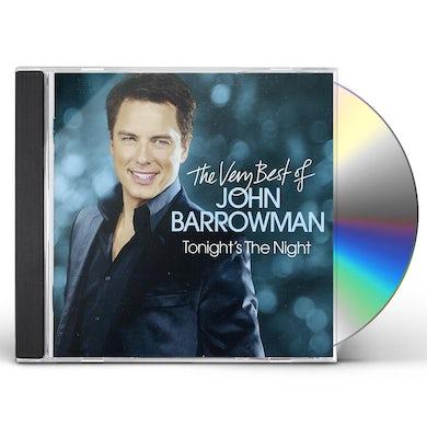 John Barrowman TONIGHT'S THE NIGHT: VERY BEST OF CD