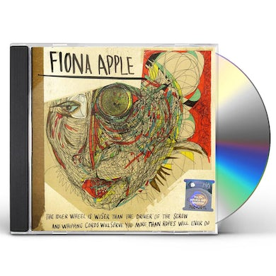 Fiona Apple IDLER WHEEL IS WISER THAN THE DRIVER.... CD