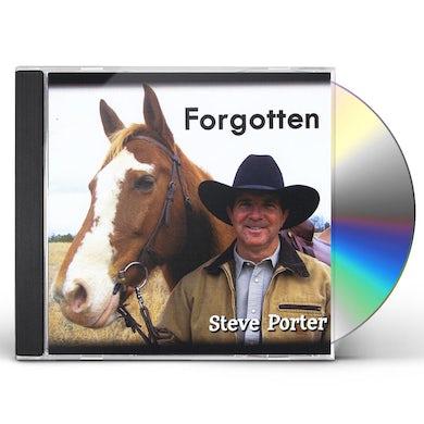 Steve Porter FORGOTTEN CD