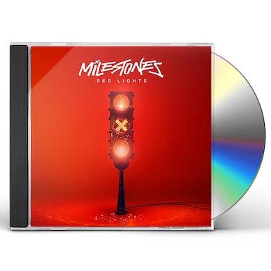 Milestones RED LIGHTS CD
