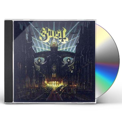Ghost  MELIORA CD