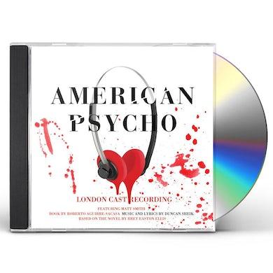 American Psycho (Original London Cast Recording) CD