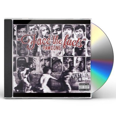 PAWZ ONE FACE THE FACTS CD