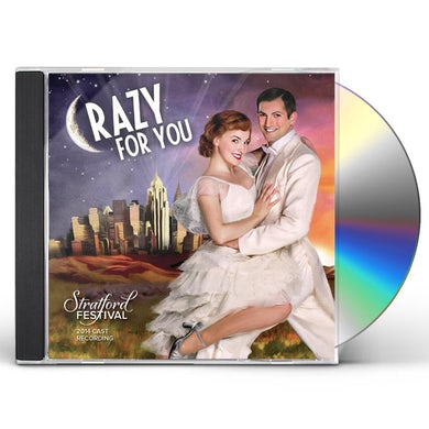 George Gershwin CRAZY FOR YOU CD