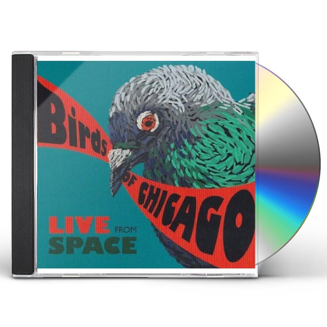 Birds Of Chicago LIVE FROM SPACE CD