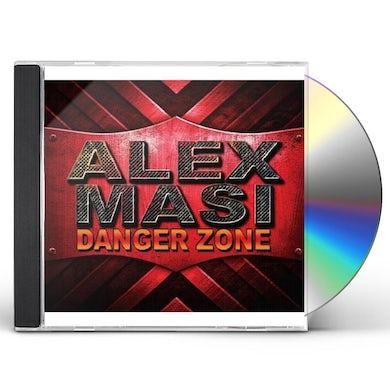 Alex Masi DANGER ZONE CD