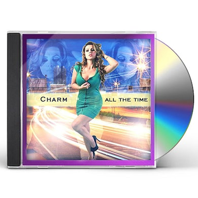 Charm ALL THE TIME CD