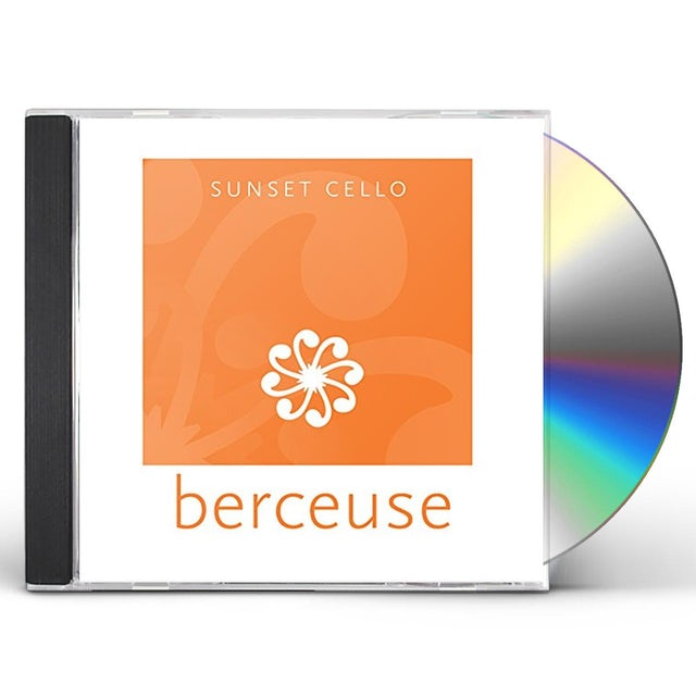 Berceuse SUNSET CELLO CD
