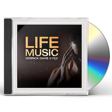 Derrick Davis LIFE MUSIC CD