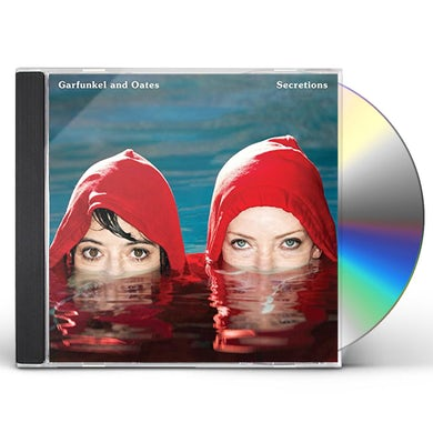 Garfunkel & Oates SECRETIONS CD
