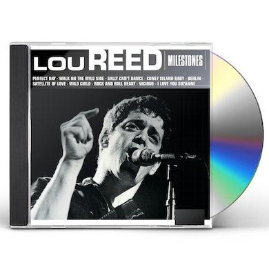 Lou Reed MILESTONES CD