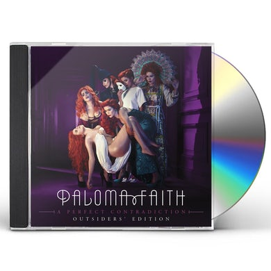Paloma Faith PERFECT CONTRADICTION: OUTSIDERS EDITION CD