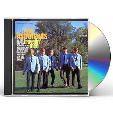 The Astronauts TRAVELIN' MEN CD