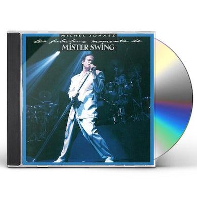 Michel Jonasz LES FABULEUX MOMENTS DE MISTER SWIN CD