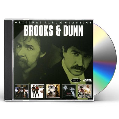 Brooks & Dunn ORIGINAL ALBUM CLASSICS 2 CD