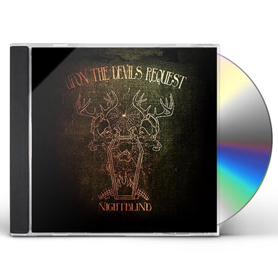 Upon The Devil'S Request NIGHTBLIND CD